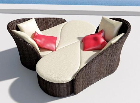 мебель патио (Patio) от компании B-alance