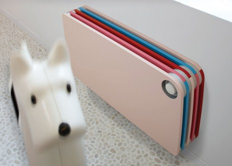 радиатор для детской  комнаты «Play» от Jaga