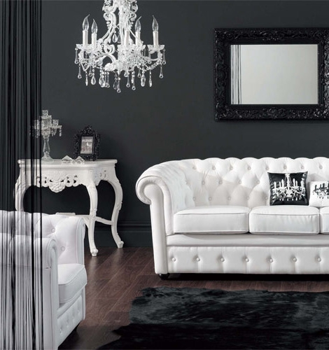 мебель в стиле  барокко от компании Modani