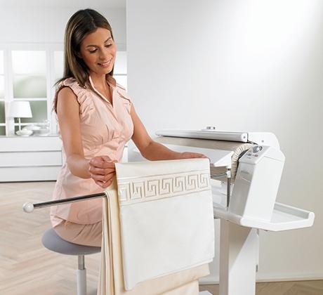 Универсальная гладильная машина «Miele»  B 990 E
