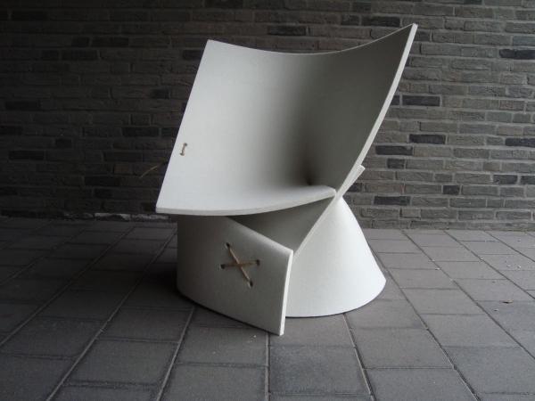 Кресло FF1 от творческого дуэта Fox & Freeze