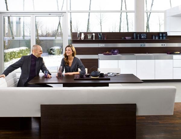 Архитектруная кухня «+Asterio» от компании Poggenpohl