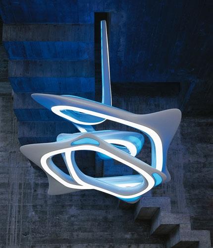 Светодиодный светильник VorteXX от Zumtobel