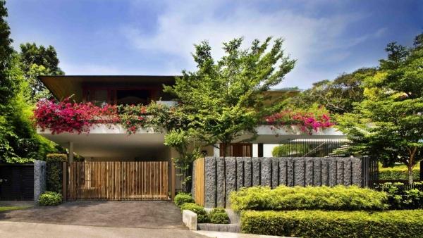Дом Tangga от Guz Architects
