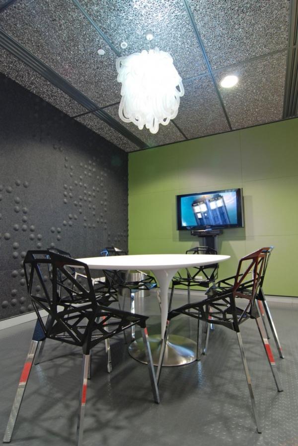 Интерьер офиса BBC Worldwide в Сиднее от Thoughtspace