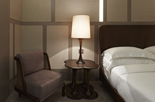 Интерьер гостинницы House Hotel