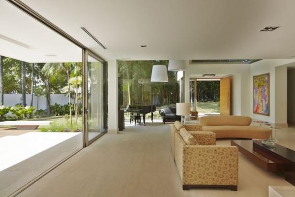 Резиденция «Morumbi» от Drucker Arquitetura