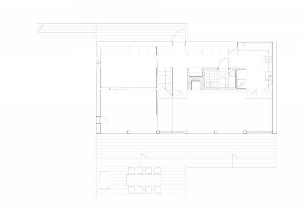 Дом «Villa Linnanmaki» от Huttunen-Lipasti-Pakkanen Architects