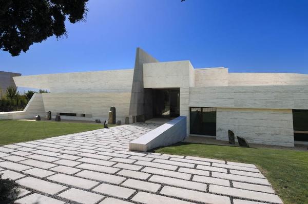 Вилла в Мадриде от A-cero Architects