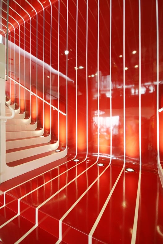Интерьер магазина Centauro от AUM Architects