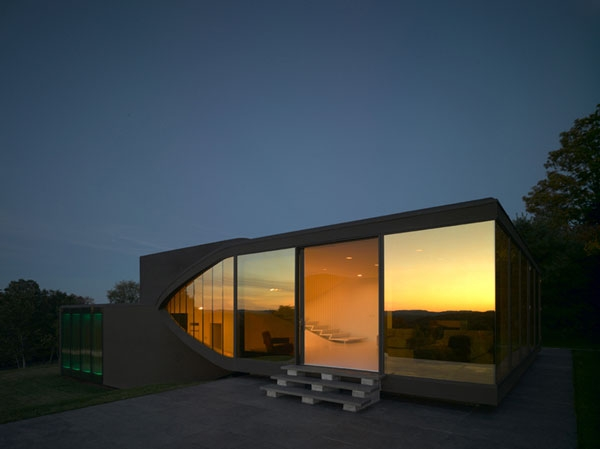 VilLA NM – компактный дом для отдыха от UNStudio