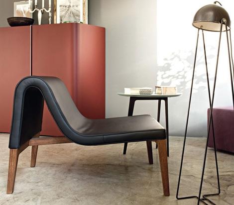 Кресло «Jean» от Lema Mobili