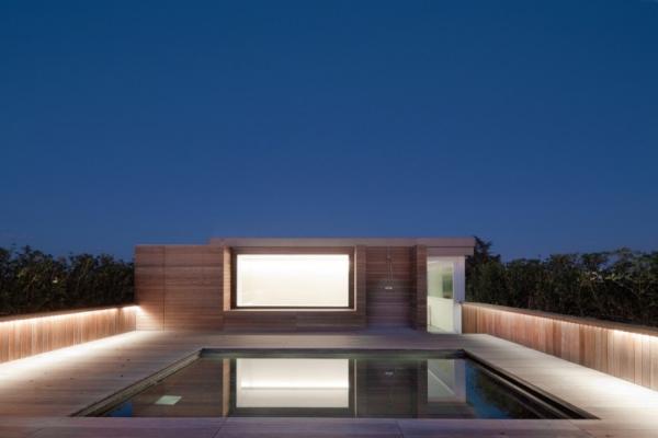 Интерьер квартиры Casa X5 от MZC Architects