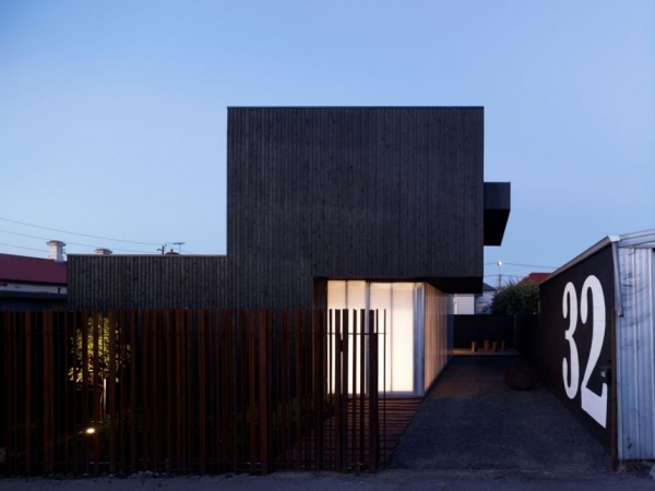 Дом «Lily Street House» от ODR Architects