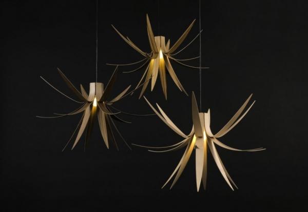 """Подвесные светильники """"Iris"""" от Alex MacMaster"""