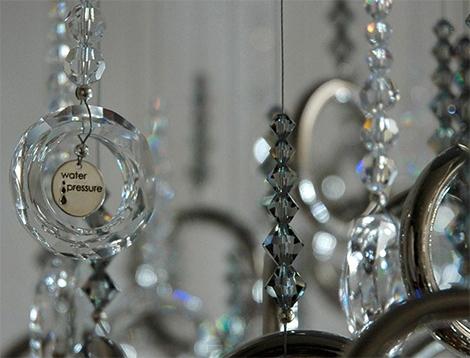 Серия светильников от Water Pressure