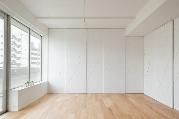 Интерьер квартиры от Geneto