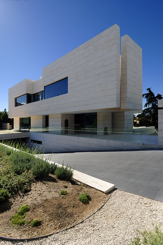 Дом в Las Rozas от A-cero Architects