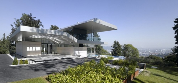 Villa A от Najjar & Najjar Architects