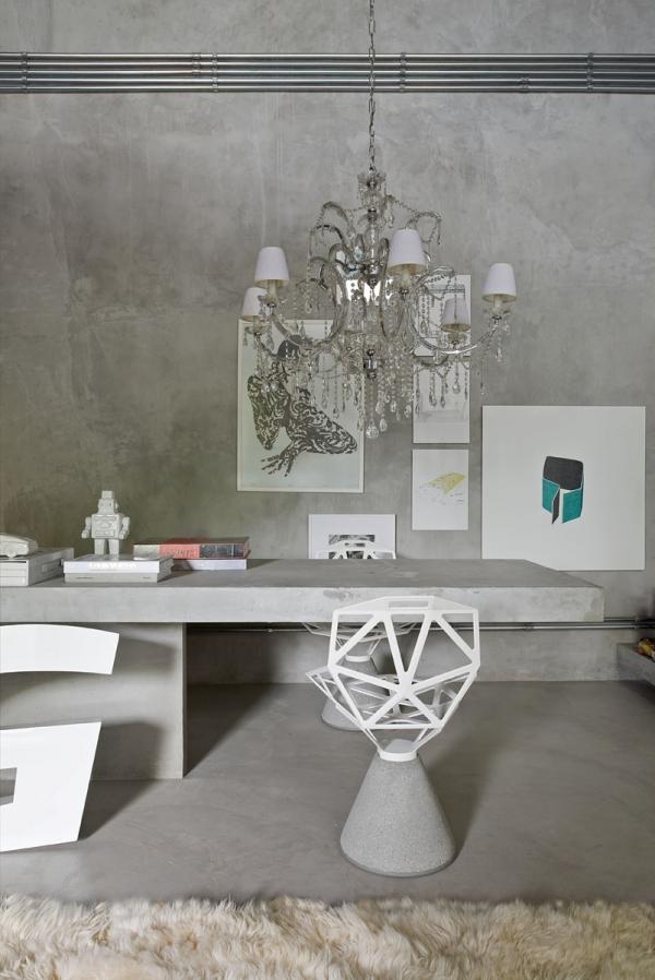 Интерьер дома GT от Studio Guilherme Torres