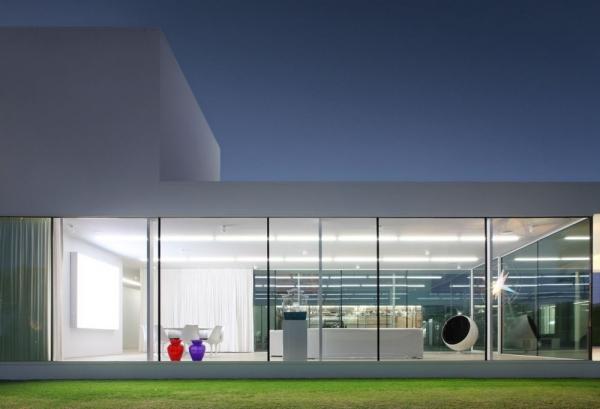 Villa VH от Beel & Achtergael Architecten