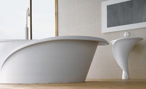 Ванны Corian от Moma Design