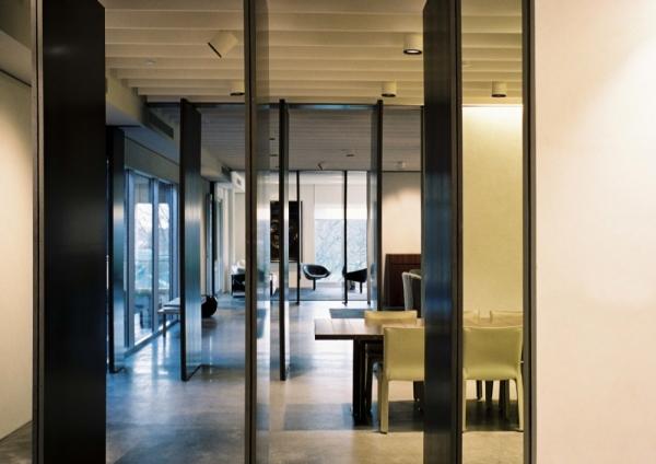Интерьер офиса от Fearon Hay Architects