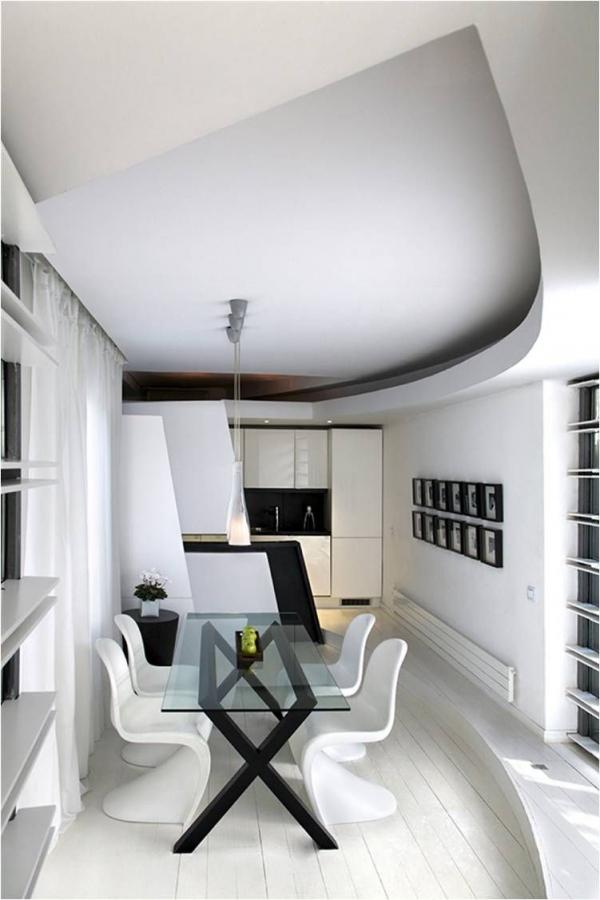 Интерьер квартиры от Hector Ruiz Velazquez