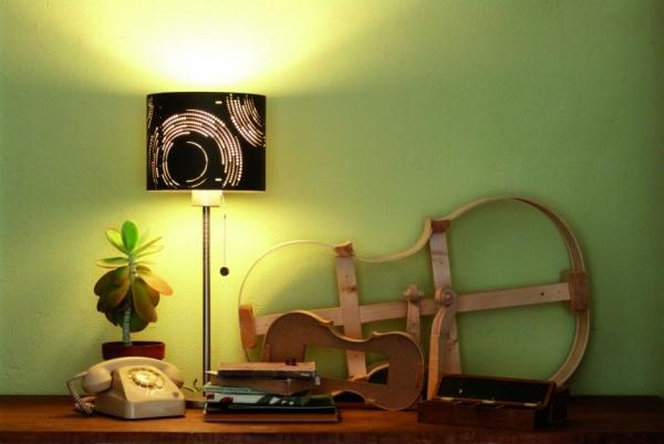 Лампы с лазерной резкой от Stellavie