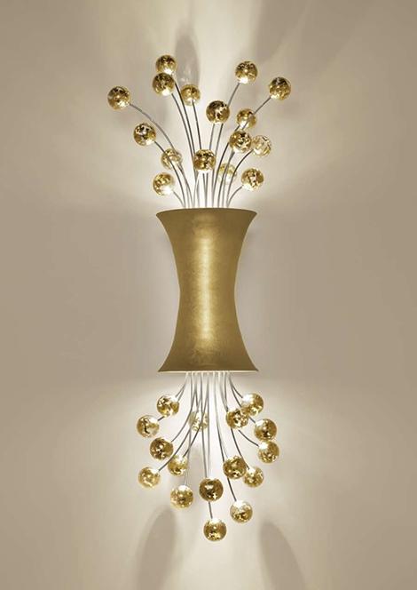"""""""Золотой"""" светильник от Boyd Lighting"""
