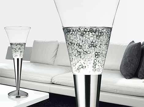 Бокалы шампанского от Moise