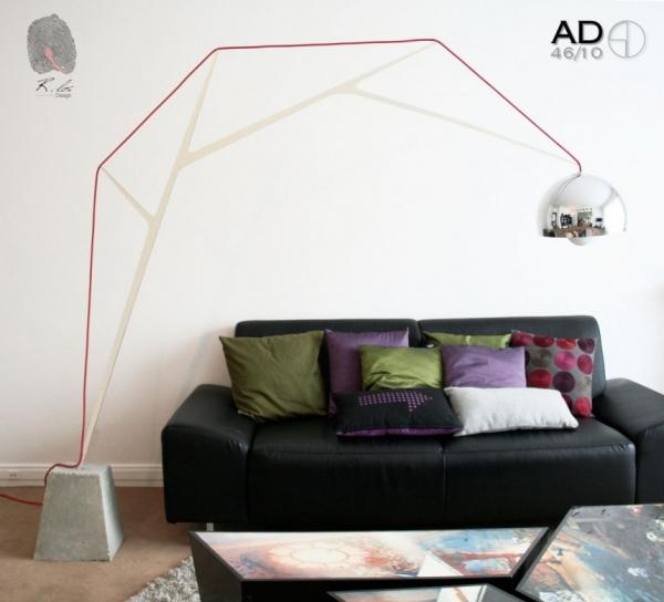 Лампа AD46/10 от Romain Duclos