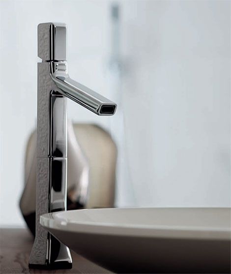 Коллекция смесителей для ваной комнаты от Zucchetti Kos