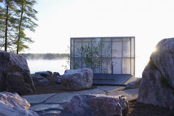 Студия у озера от GH3