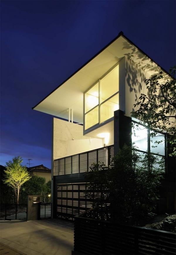 T-House от Atelier Boronski