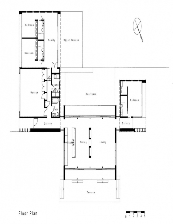 Dixon House от Designgroup Stapleton Elliott