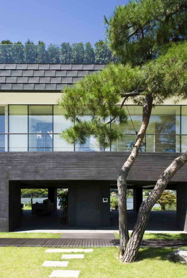 Floating House от Hyunjoon Yoo Architects