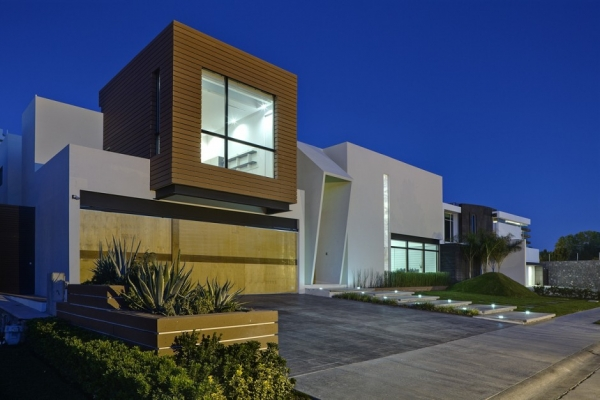 Cubo House от Arquitectura en Movimiento