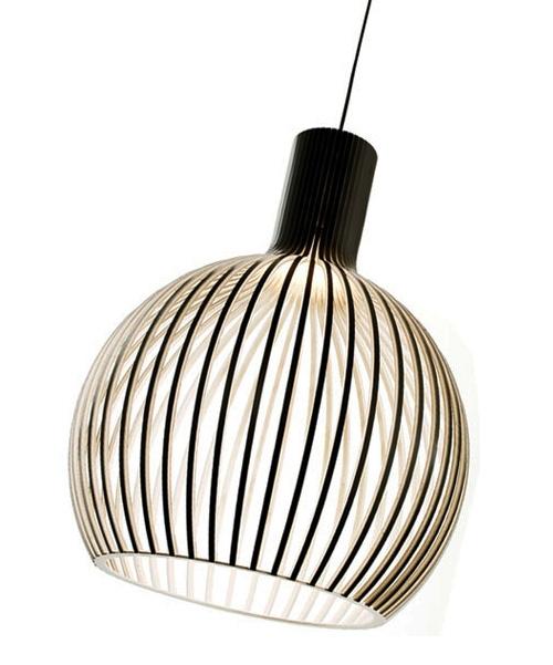 Скандинавские подвесные светильники от Secto Design