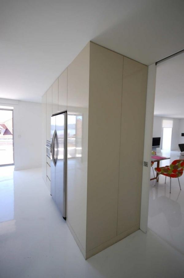 Белые апартаменты от Filipe Borges de Macedo