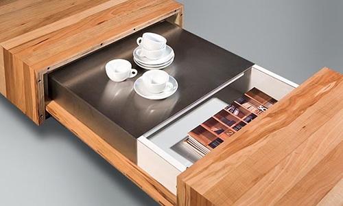 Функциональные журнальные столы от Schulte Design