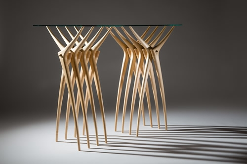 Ardu Console Table от Martin Gallagher Furniture