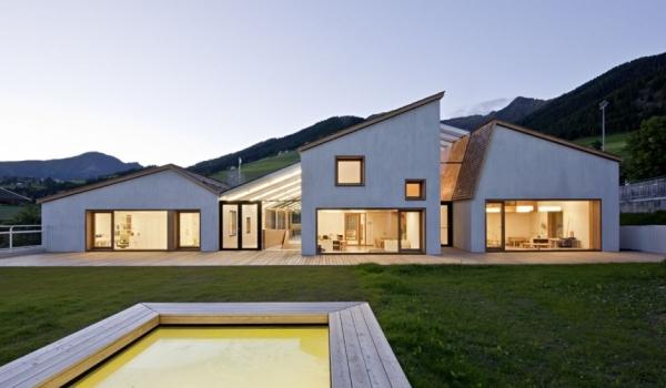 Итальянский детский сад от Feld72 Architects