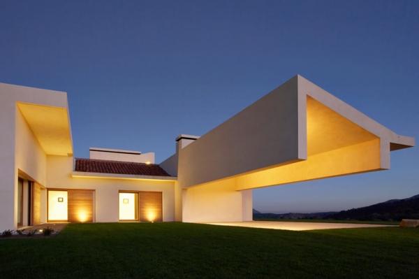 Дом в Авило от A-cero