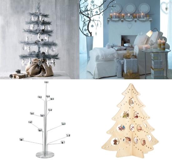10 современных альтернатив новогодней елки