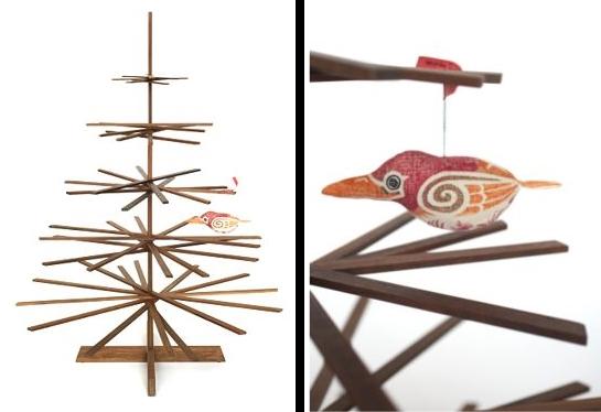 Деревянный минимализм от  Richard Babcock
