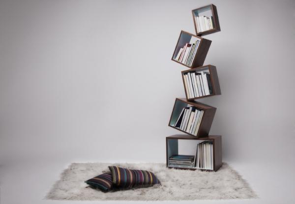 Стеллаж «Равновесие» (Equilibrium) от Malagana Design