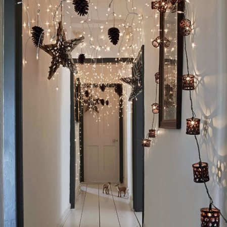 Готовим новогодний интерьер — идеи для декора