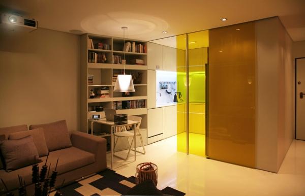 Функциональная квартира от Consexto