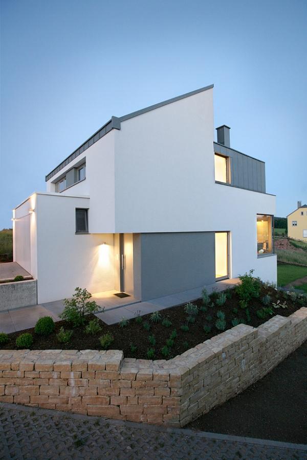 Дом в Люксембурге от Metaform Architects